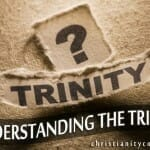 trinity bible object lesson