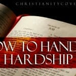 Try This Lesson from Job to Teach Us How to Handle Hardship