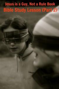 Blindfold Activity