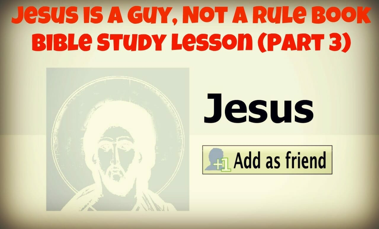 Bible study lessons on friends