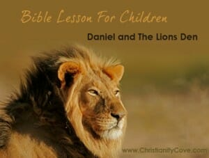 bible lessons for children