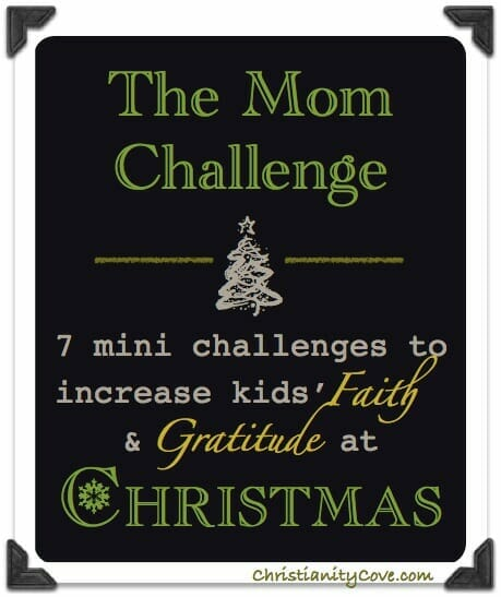 The Mom Challenge by Christianity Cove