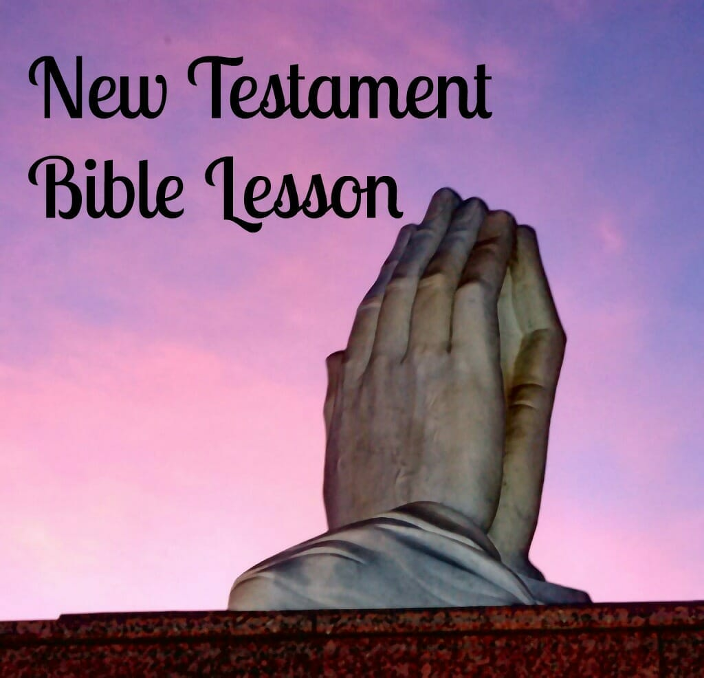 Bible Lesson: Jesus Raises a Dead Girl; He Will Raise Us, Too