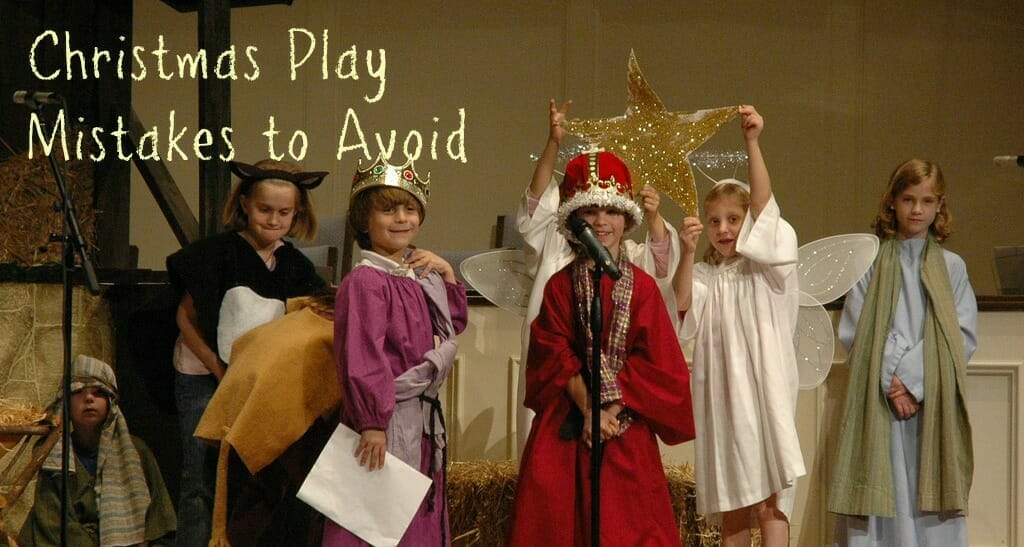 Christmas Play Scripts: 5 Mistakes to Avoid - Christianity Cove