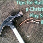 Christmas Pageant Stage: How to Build Your Own