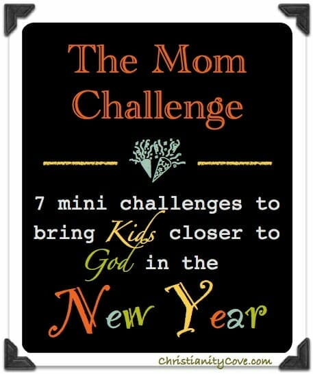 New Years Mom Challenge