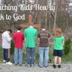 How to Talk to God (and not break out in hives and actually enjoy yourself) – Part 3
