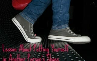 Teen Lesson About Putting Yourself in Another Person's Shoes (Part 1)