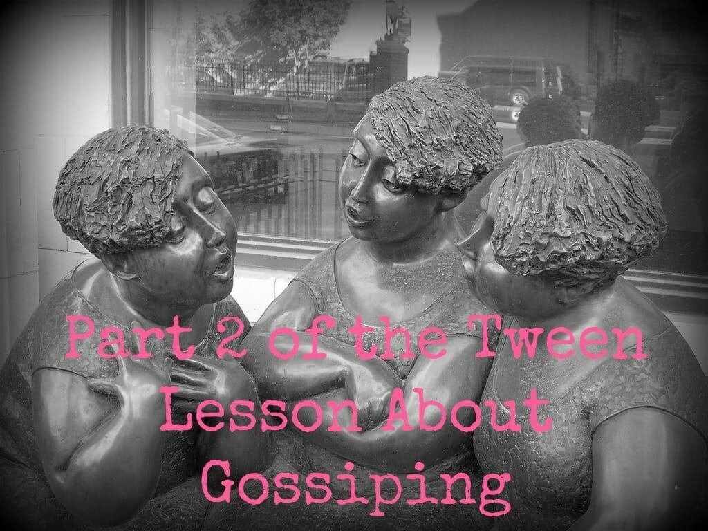 Galloping Gossips & the Headless Horseman Lesson (Part 2)