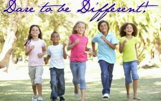 Bible Lesson: Dare to be Different – Jesus Did