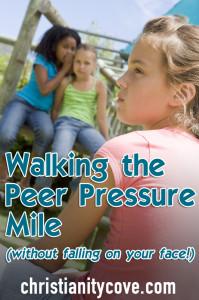Peer Pressure Mile