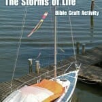 Bible Craft: Windsocks Teach About The Storms of Life