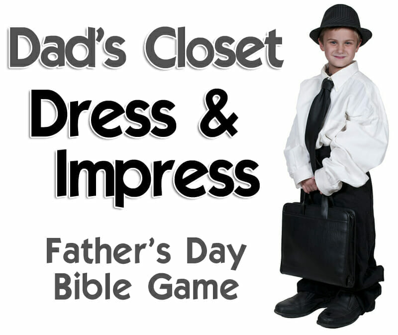 fathers day bible game