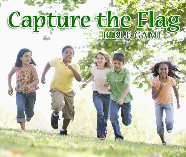 Bible Game: Capture the Flag