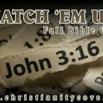 "Fall Bible Game: Match ""˜Em Up"