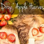 "Fall Bible Game: Apple Harvest ""Hop & Drop"""