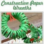 Christmas Wreath Craft – Teach Kids About Keeping Close To Christ!