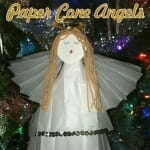 Paper Cone Angel Christmas Craft