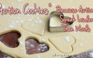 action cookies