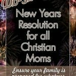 """Do It Now!"" New Years Resolution for Christian Moms: Disaster Preparation Product Review"