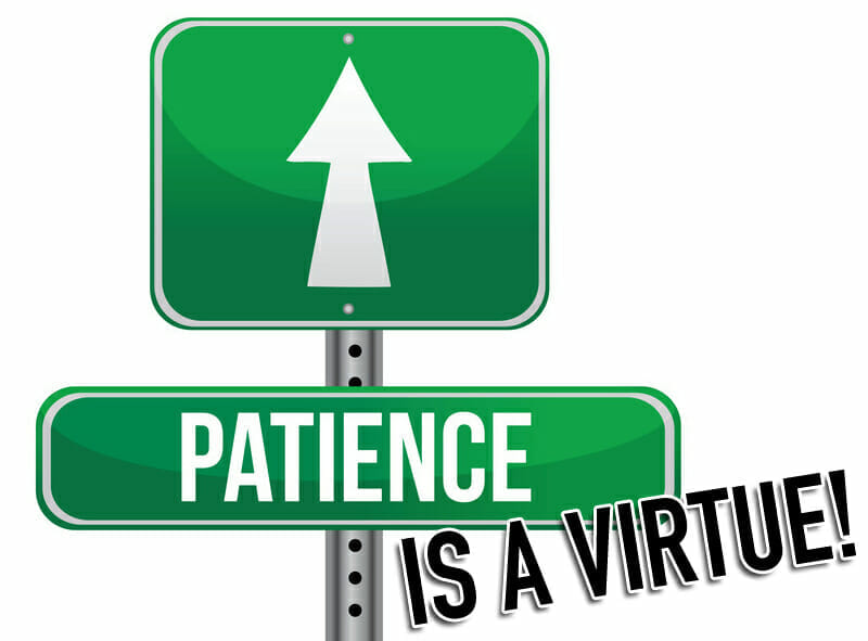 """Patience Is a Virtue"" – Groundhog Day Idea Starter"
