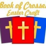 book of crosses easter craft