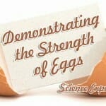 Demonstrating the Strength of Eggs: A Bible Science Experiment