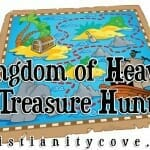 Kingdom of Heaven Treasure Hunt Bible Game