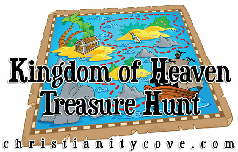 Kingdom of Heaven Treasure Hunt Bible Game