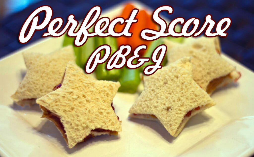Perfect Score PB&J Kids Snack