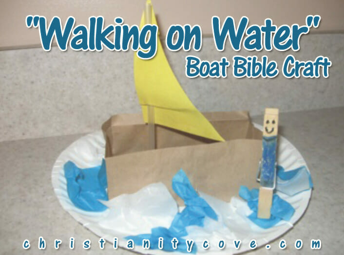 How To Make A Small Bible Book Craft