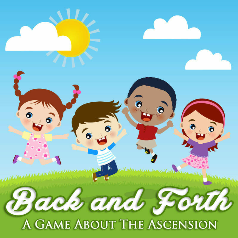 """""""Back and Forth"""": A Game About The Ascension"""