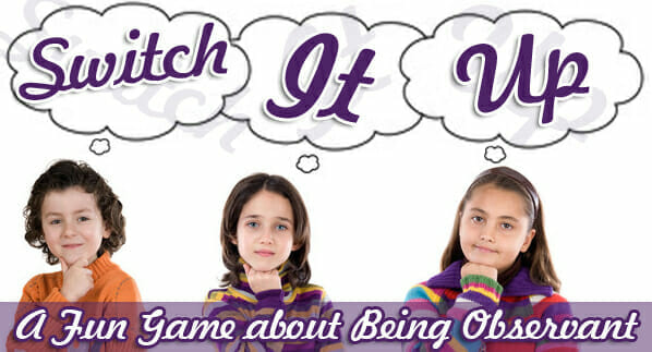 Switch It Up: A Fun Bible Game About Being Observant
