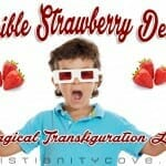 Invisible Strawberry Delight – A Magical Transfiguration Lesson!