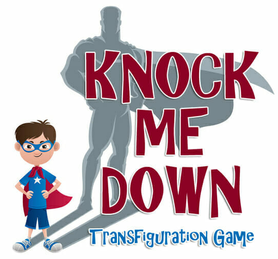 """Knock Me Down"" Transfiguration Bible Game"