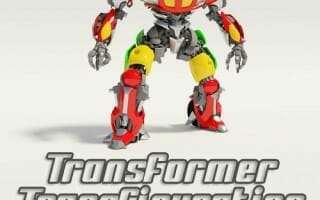 Transformer Transfiguration: An Object Lesson using a Transformer!