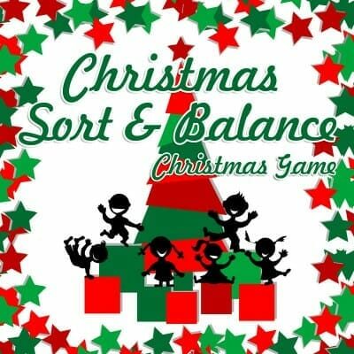Christmas Sort & Balance – A Christmas Bible Game