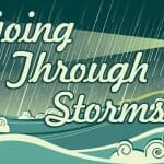 Going Through Storms: A Bible Object Lesson