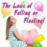 Bible Science Experiment: The Laws of Falling or Floating