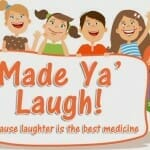 """Made Ya' Laugh"" Bible Game"