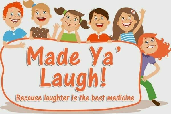"""Made Ya' Laugh"" Bible Game"