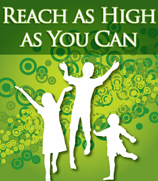 Bible Game for Kids: Reach As High As You Can!