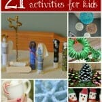 21 Christmas Bible Activities for Kids!