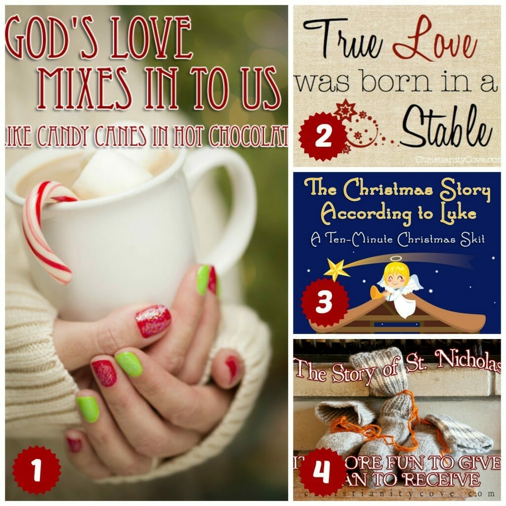 christmas bible activities lessons