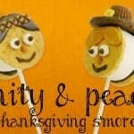 unity and peace thanksgiving snacks