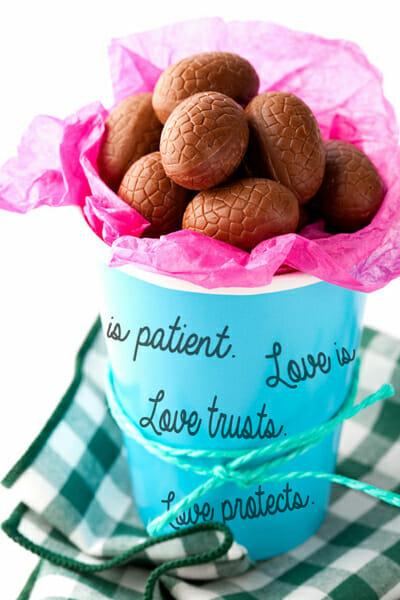 Agape Love in a Cup (Valentine's Day Craft)