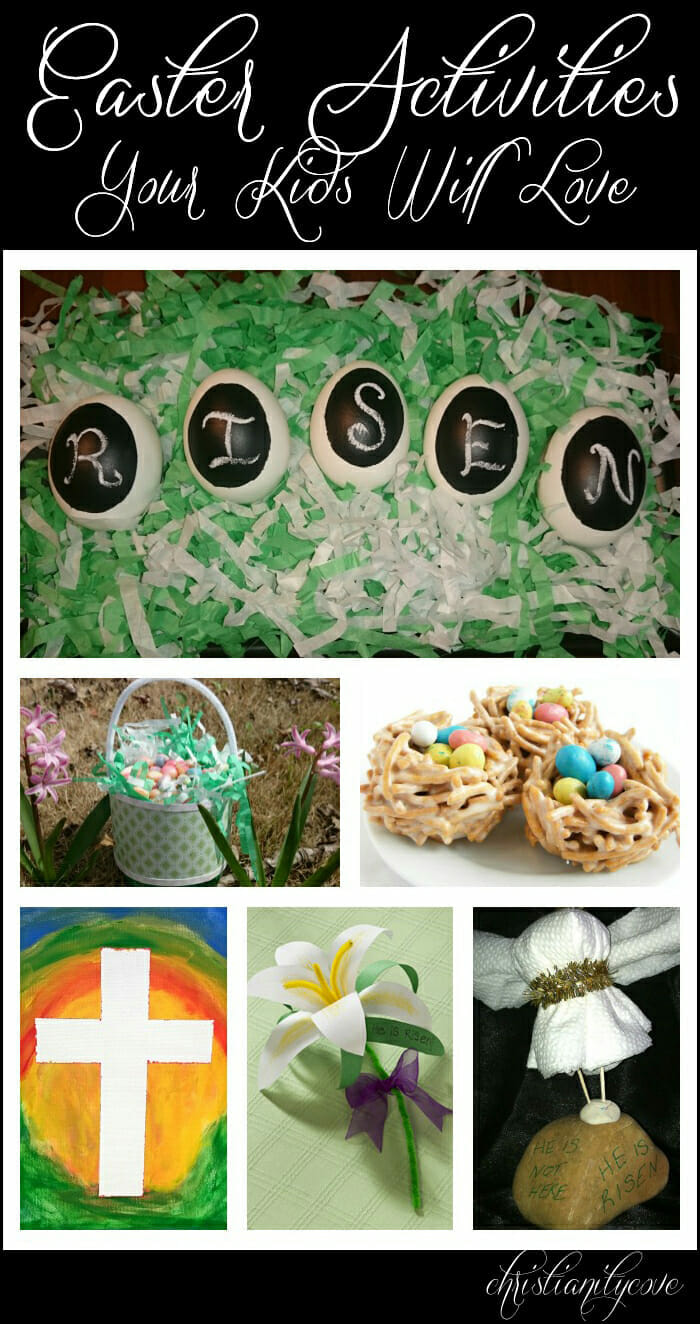 easter activities Collage final2