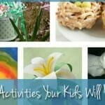 Easter Activities Your Kids Will Love!