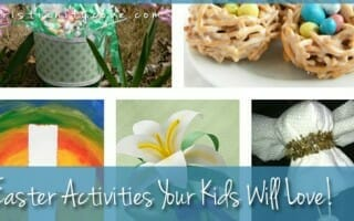 easter activities your kids will love