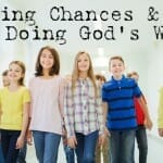 Easter Game: Taking Chances & Doing God's Work